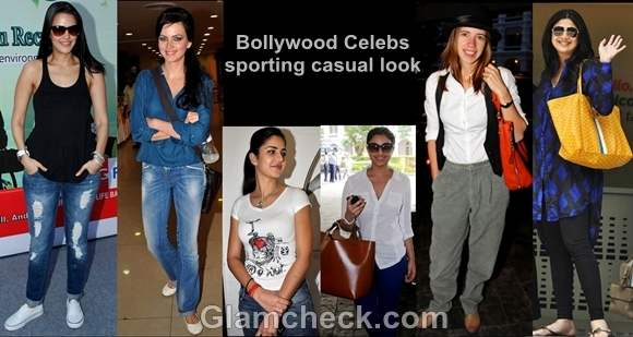 Bollywood celebs Wear on their day off