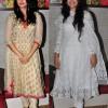 Huma Qureshi and Anurita Jha Gorgeous in Churidars at Iftaar Party