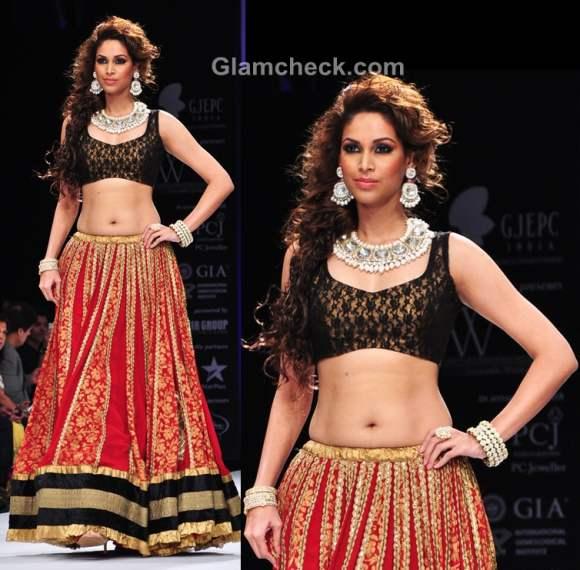 India international jewellery week 2012 designer Vijay Golecha-2