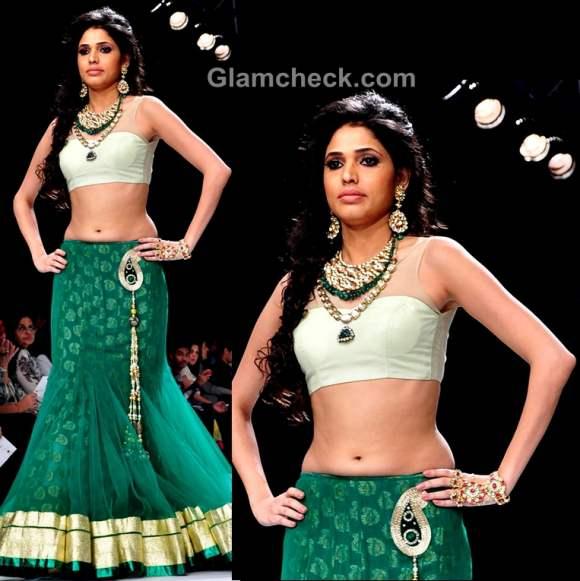 India international jewellery week 2012 designer Vijay Golecha-5