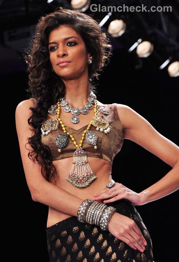 India international jewellery week 2012 designer Vijay Golecha-7