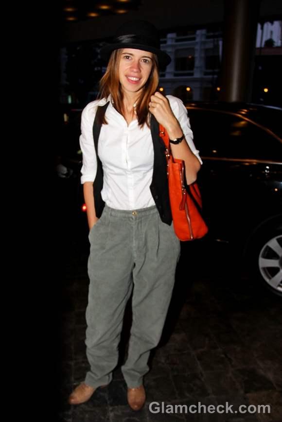 Kalki Koechlin casual clothes