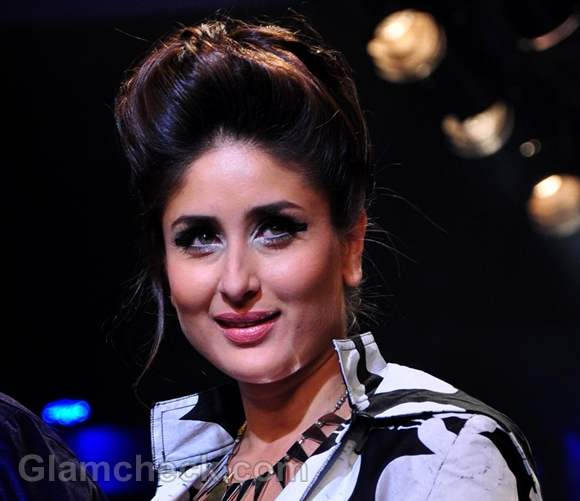 Kareena Kapoor for Kallol Datta Lakme Fashion Week