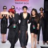 Mandira Bedi Sapna Bhavnani Sukriti Grover LFW Winter-Festive 2012