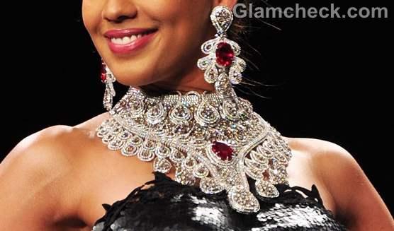 Mugdha Godse India International Jewellery Week