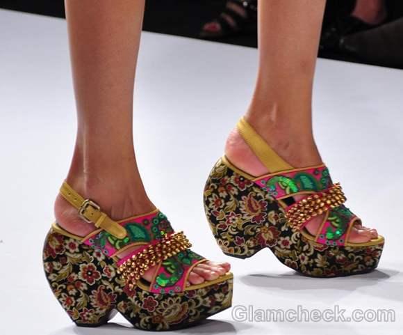 Rohan arora bollywood shoes lakme fashion week 2012-2