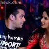 Salman Khan and Katrina Kaif Promote Ek Tha Tiger