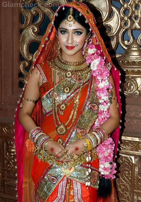 Sonarika as Parvati Devon ke Dev Wedding Epsiode