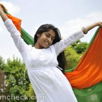 Traditional Independence Day Look tri-color