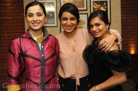 lakme fashion week winter-festive 2012 after party celebs