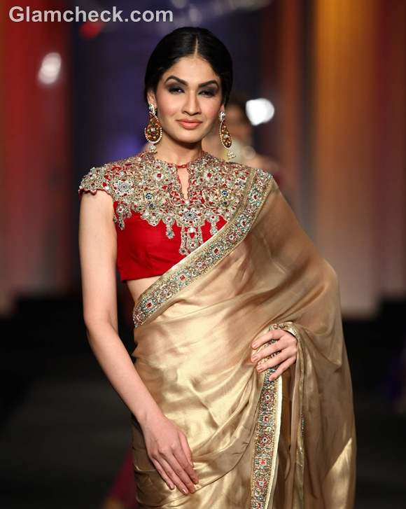 Ashima leena at the aamby valley india bridal fashion week 2012