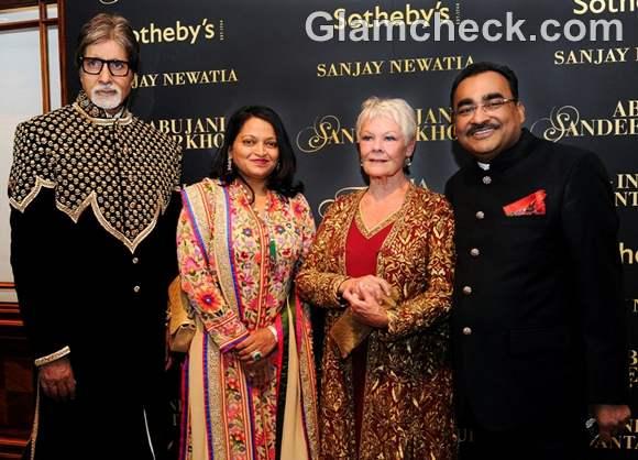 Abu Jani Sandeep Khosla Launch India Fantastique