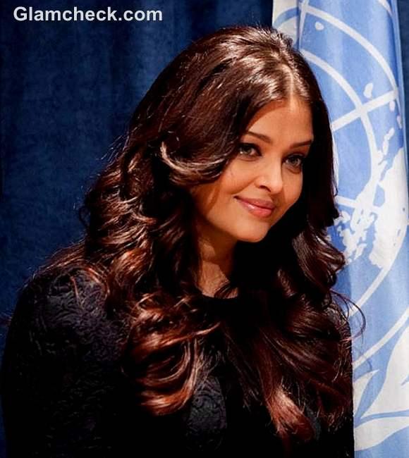 Aishwarya Rai Bachchan International Goodwill Ambassador