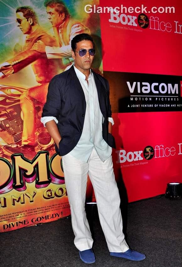 Akshay Kumar atyle Oh My God digital promo launch