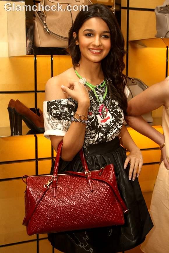 Alia Bhatt at Fashions Night Out