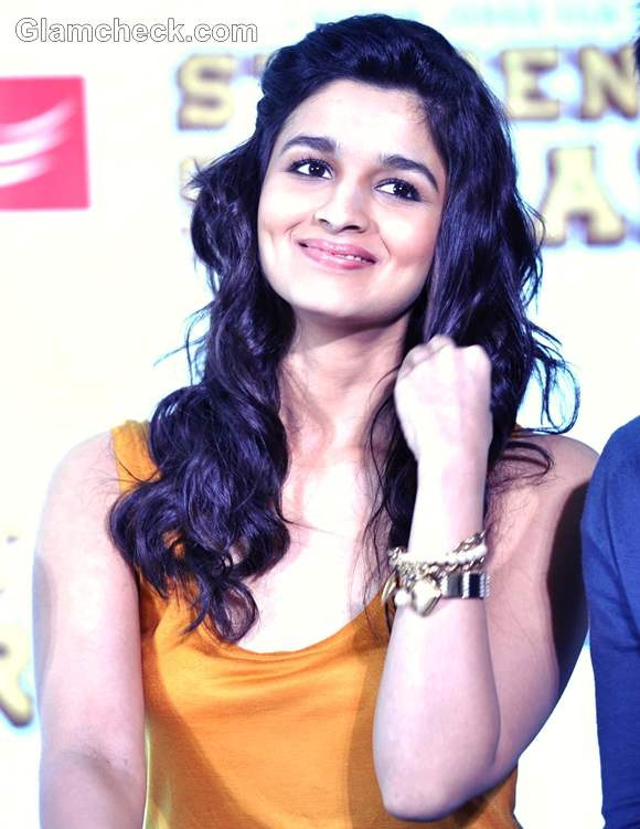 Alia Bhatt Promotes Student Of The Year At Taj Hotel In Mumbai