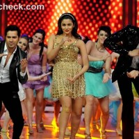 Alia Bhatt promotes student of the year Jhalak dikhla jaa
