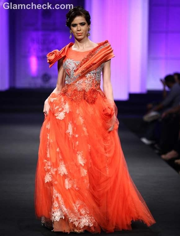 Anjalee Arjun Kapoor india bridal week 2012