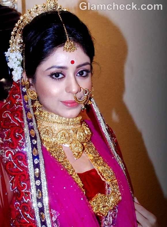 Archana Kochhar Designs Neha Sargam S Ensemble For Ramayan
