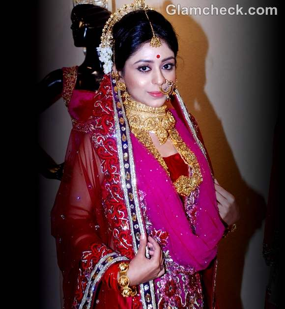 Archana Kocchar as Sita in Ramayan