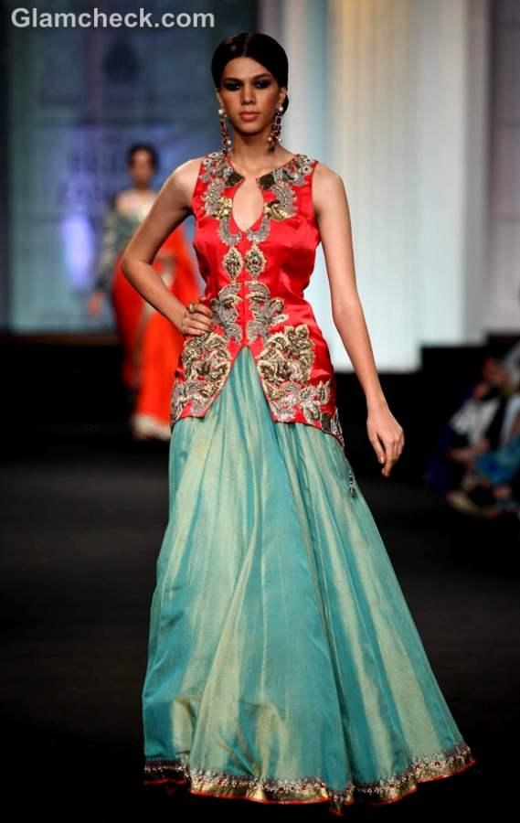Ashima-Leena Aamby Valley India Bridal Fashion Week 2012