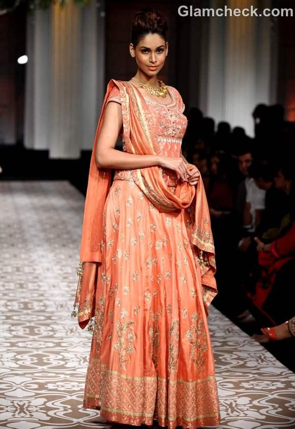 Azva Jewelry collection India Bridal Fashion Week 2012-2