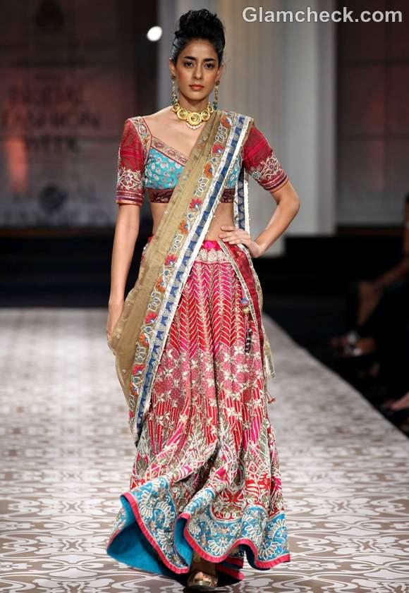 Azva Jewelry collection India Bridal Fashion Week 2012-3