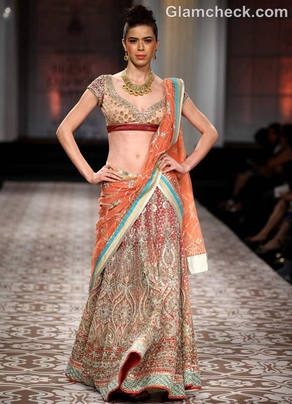 Azva collection at India Bridal Fashion Week Day 4 in Mumbai-5