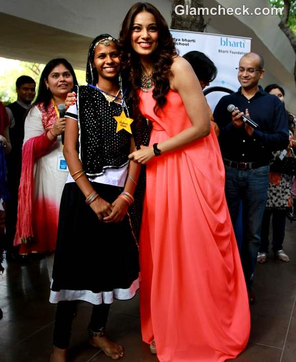 Bipasha Basu Student Stars event