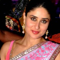 Bollywood actress Kareena Kapoor Celebrate Ganesh Chaturthi 2012