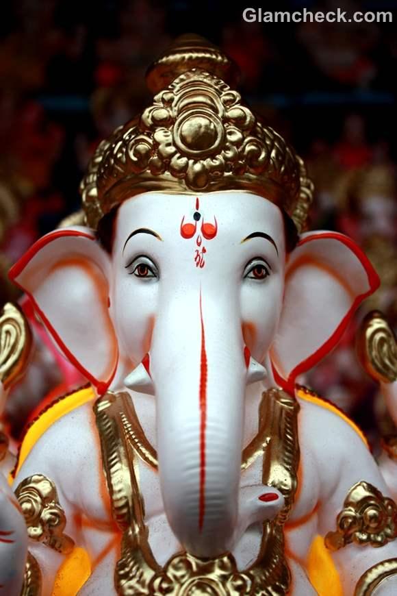 Ganesh chaturthi idols
