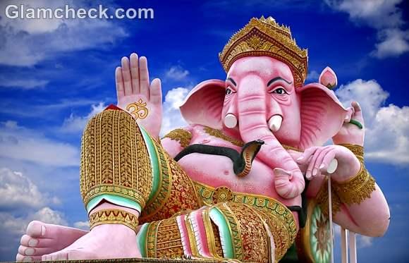 Ganesh chaturthi indian festival-3