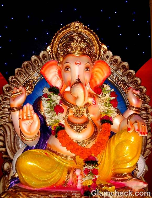 Ganesh chaturthi indian festival