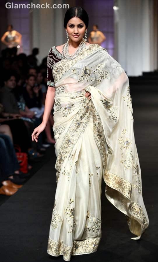 India Bridal Fashion Week 2012 Ashima-Leena-2