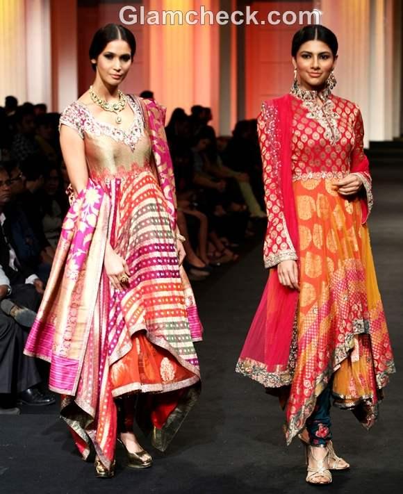 India Bridal Fashion Week 2012 Ashima-Leena-3