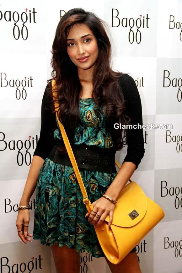 Jiah Khan baggit bags autumn 2012 collection