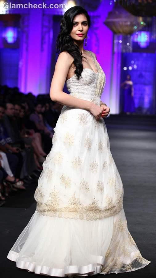 Jyotsna Tiwari collectiopn india bridal week 2012