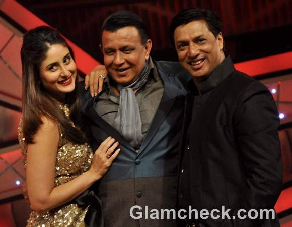 Kareena Kapoor Mithun Chakraborty madhur bhandarkar on Dance ke Superkids