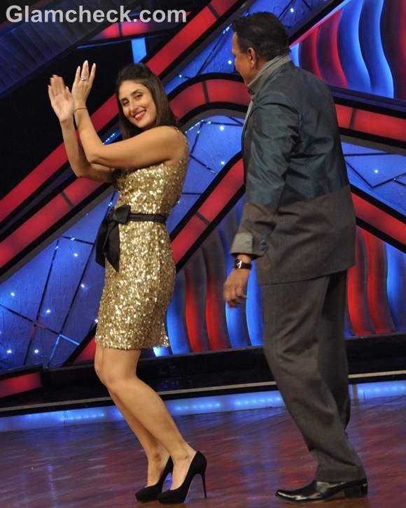 Kareena Kapoor Promotes Heroine Dance ke Superkids