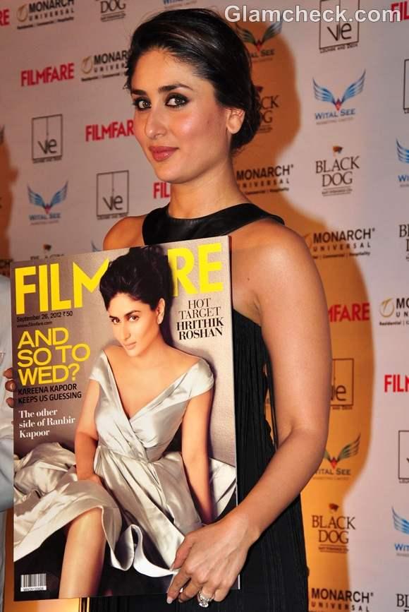 Kareena Kapoor at Filmfare Magazine cover Launch