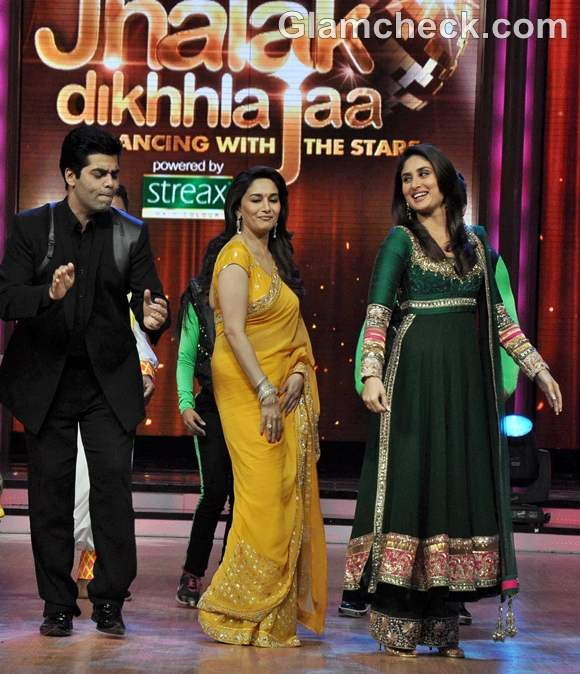 Kareena Kapoor promotes Heroine at Jhalak Dikhla Ja