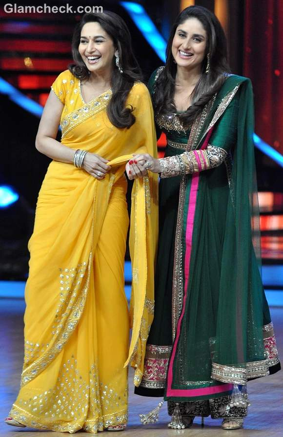 Kareena Kapoor promotes Heroine on the sets of Jhalak Dikhla Ja