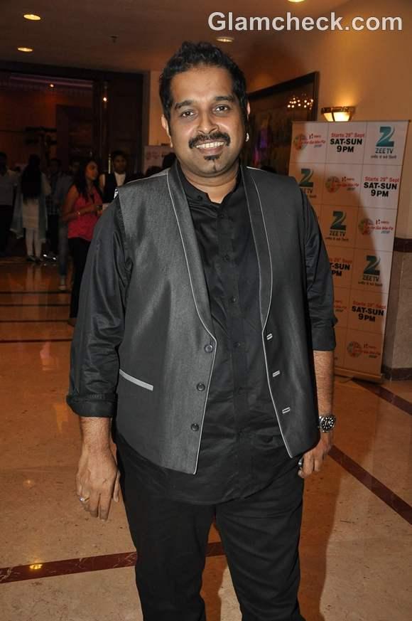 Launch Zee TV reality show Sa Re Ga Ma Pa Shankar Mahadevan