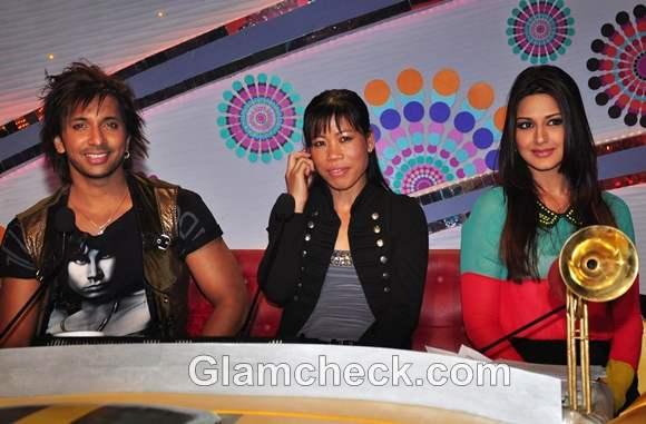 Launch event of Life OKs new show Hindustan Ke Hunarbaaz