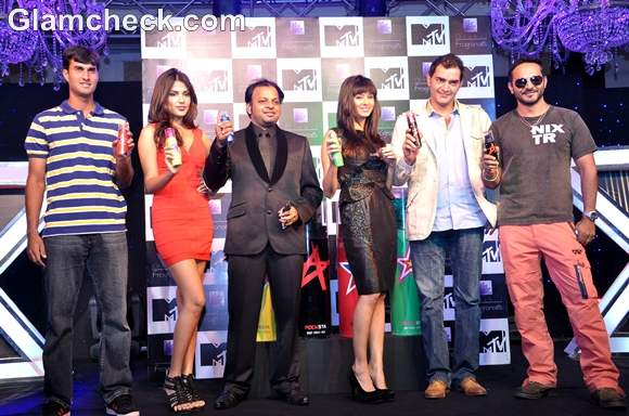 MTV Body Sprays EDTs by Global Fragrances launched