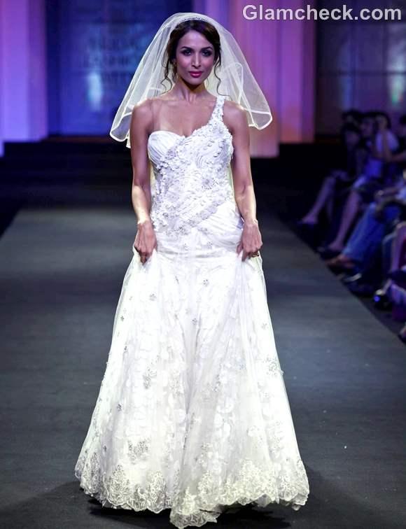 Malaika Arora Aamby Valley india bridal fashion week 2012