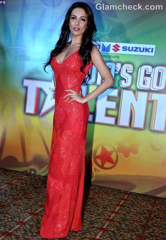 Malaika Arora Khan launch of Indias Got Talent season 4