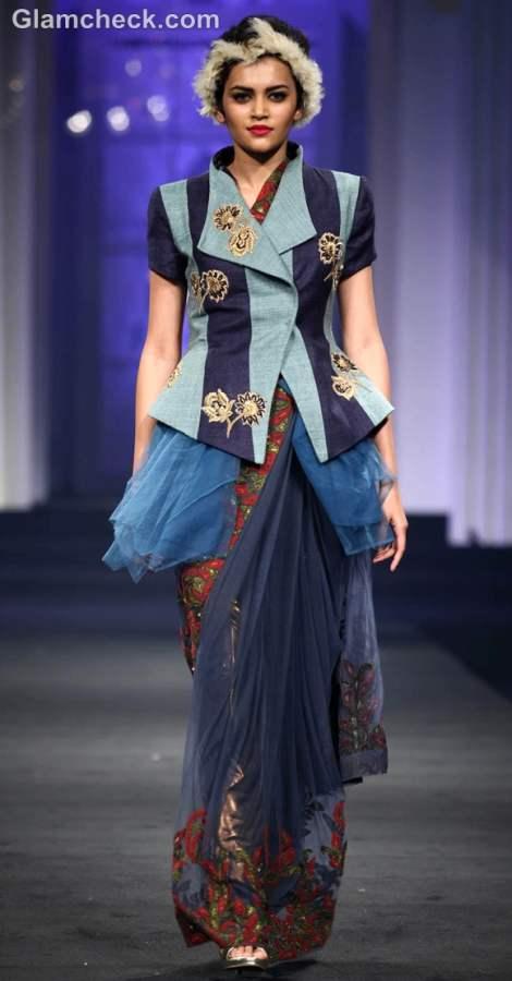 Narendra Kumar Ahmed India Bridal Fashion Week 2012