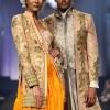 Narendra Kumar Ahmed Show on Day 2 of India Bridal Fashion Week 2012