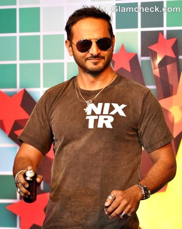 Nikhil chinappa MTV Body Sprays EDTs by Global Fragrances launched